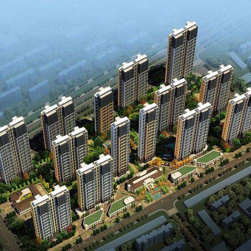武汉盛世江城项目