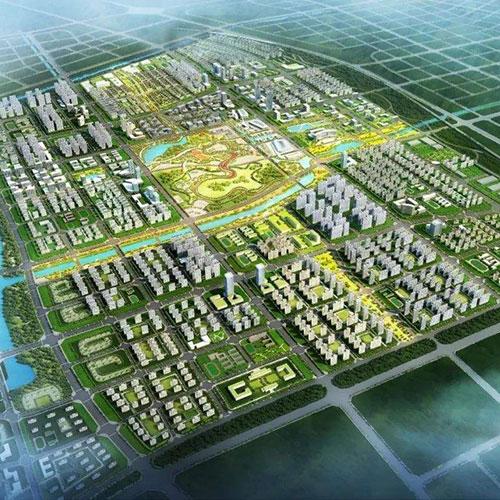 郑州航空港五号地项目